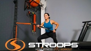 Stroops - Training Room // Fit Stik Pro Workout #3 - Lower-Body + Core (teaser)