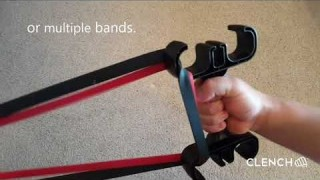 Clench Band Handle - Band Attachment